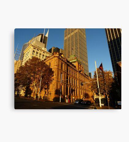 Where else but Sydney!!! Canvas Print