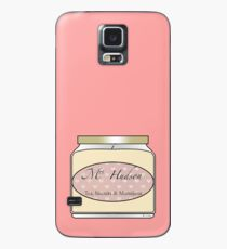 Mrs Hudson - Candle Case/Skin for Samsung Galaxy
