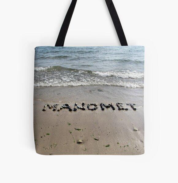Manomet Beach All Over Print Tote Bag