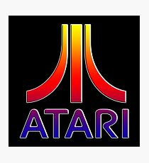 Atari Photographic Print