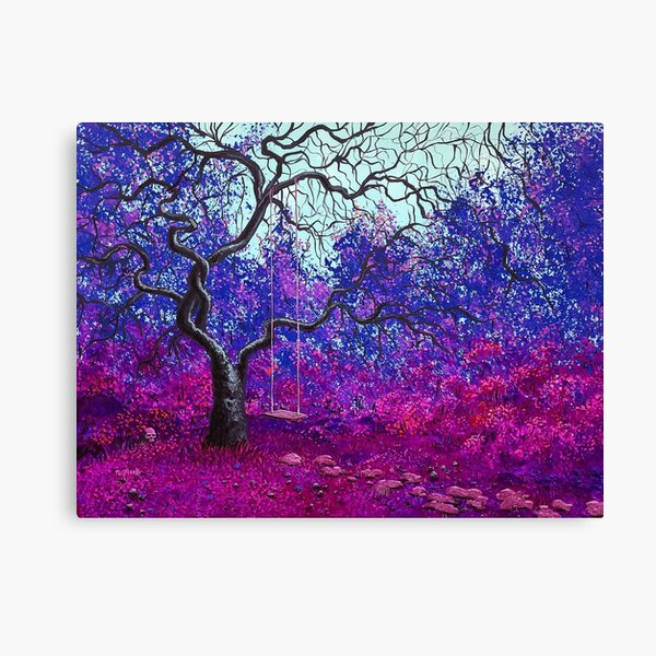 A Place I Know Canvas Print