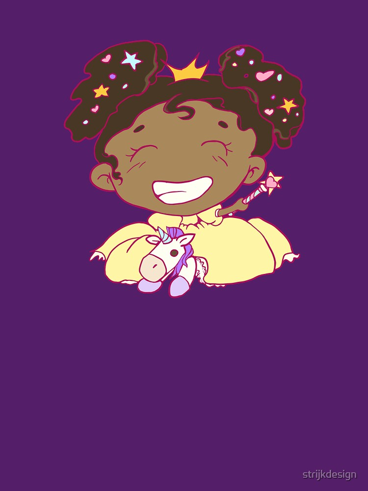 Lil' Princess Giddy-Up! by strijkdesign
