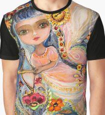 The Fairies of Zodiac series - Sagittarius Graphic T-Shirt