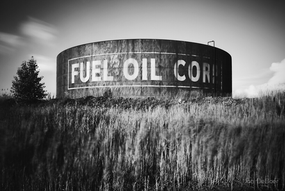 Fuel Oil Corp by Jon  DeBoer