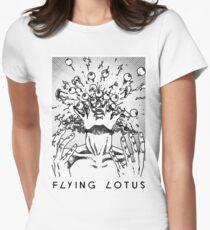 Flying Lotus Eyes Above T-Shirt