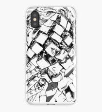 Flying Lotus Dead Man's Tetris iPhone Case/Skin
