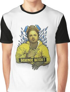 Breaking Bad - Science Bitch ! Graphic T-Shirt