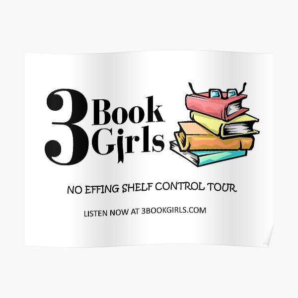 No Effing Shelf Control Tour Poster