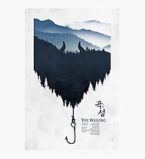 The Wailing Photographic Print