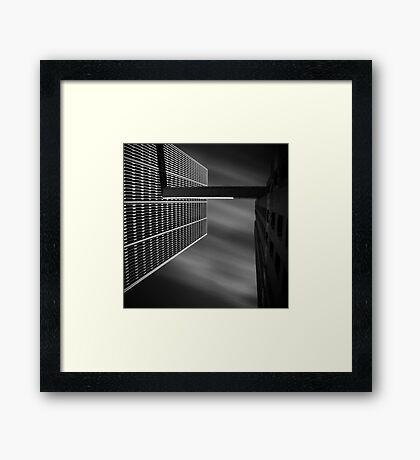 Connect Framed Print
