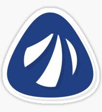 Antergos Logo Flat Sticker
