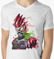 Ex Aid Men's V-Neck T-Shirt