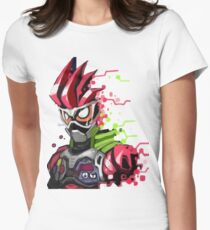 Ex Aid Women's Fitted T-Shirt