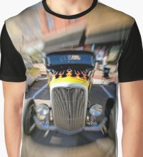 Fast Flames 2 Graphic T-Shirt
