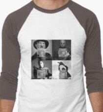 straight outta horror film T-Shirt
