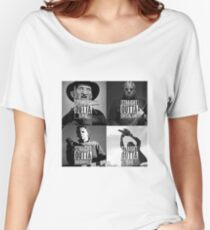 straight outta horror film Women's Relaxed Fit T-Shirt