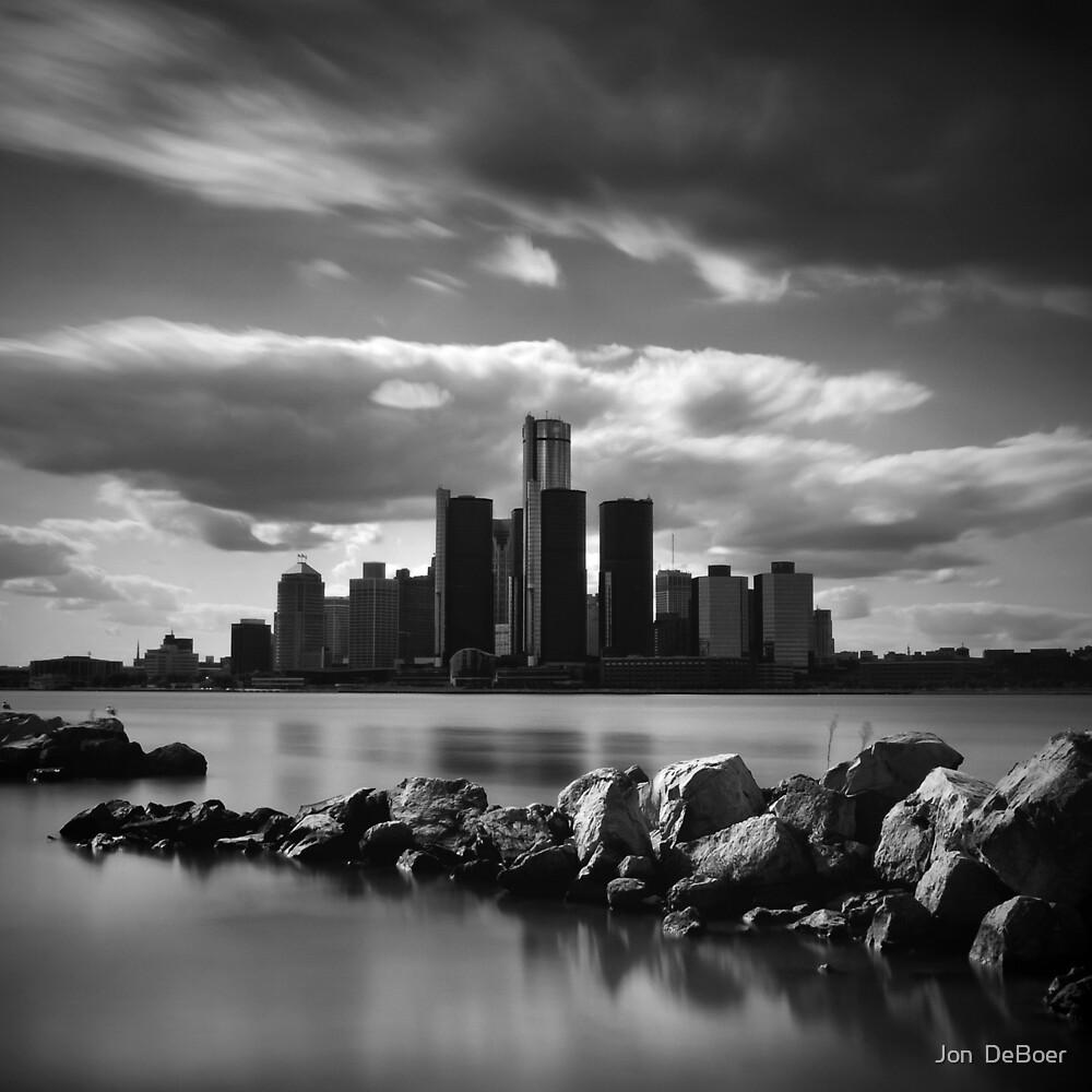 Detroit by Jon  DeBoer
