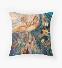 The Patriarchs series - Moses Throw Pillow