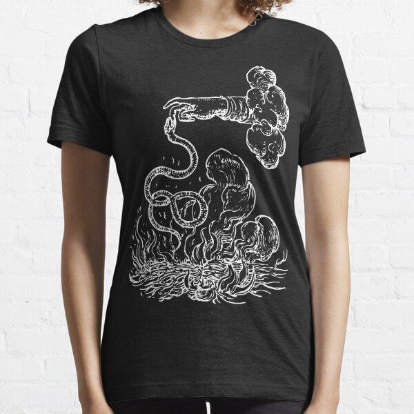 Devises Héroïques - The Snake (white) Essential T-Shirt