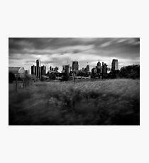 Brush Park, Detroit Photographic Print