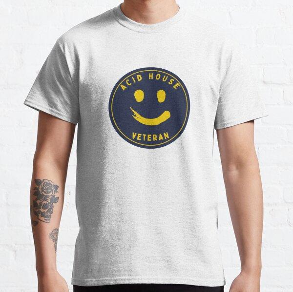 Acid House Veteran Classic T-Shirt