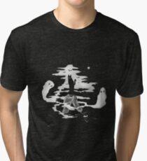 Spooky night Tri-blend T-Shirt