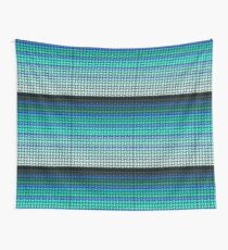 home decor - blue Wall Tapestry