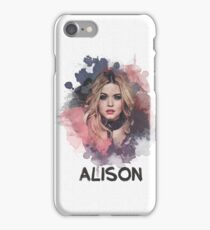Alison - Pretty Little Liars iPhone Case/Skin