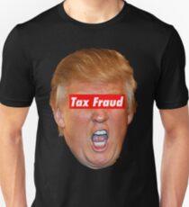 trump tax fraud T-Shirt