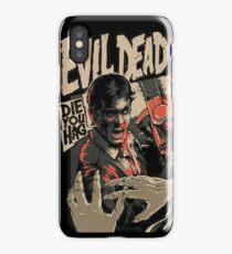 Ash Vs Evil Dead 2 iPhone Case/Skin