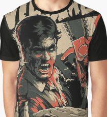 Ash Vs Evil Dead 2 Graphic T-Shirt