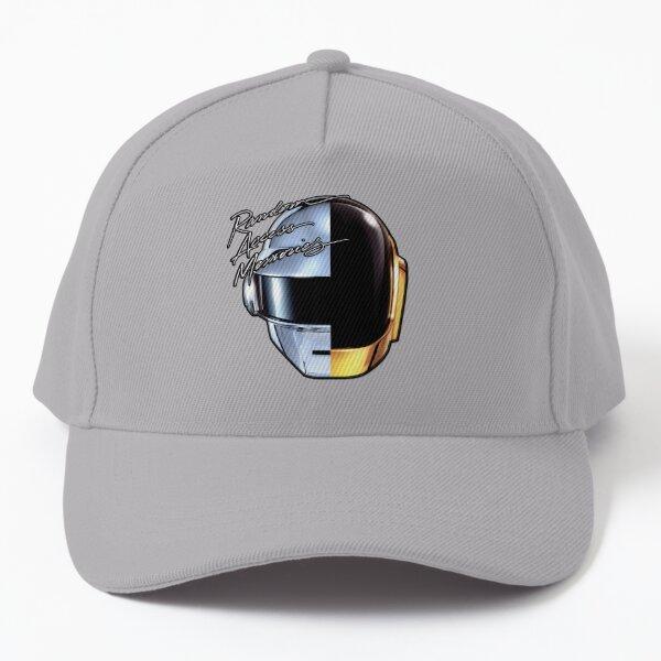 Daft punk t-shirt Baseball Cap
