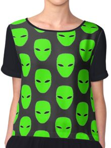 Alien Chiffon Top
