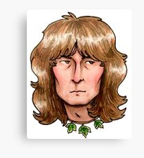 Chris Squire Canvas Print