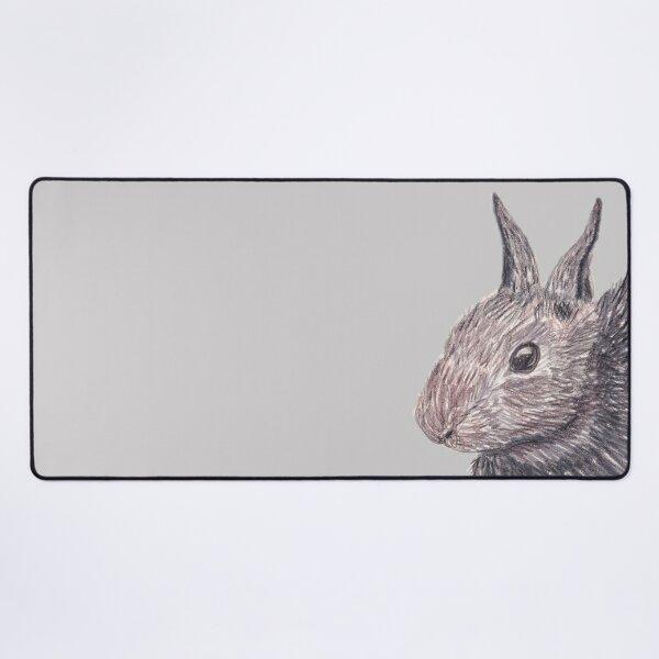 Some Bunny Desk Mat