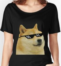 DOGE Women's Relaxed Fit T-Shirt