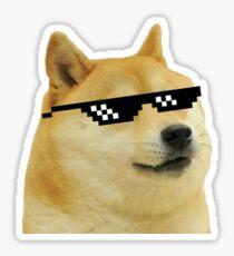 st%2Csmall%2C215x235 pad%2C210x230%2Cf8f8f8.lite 1u1 doge meme stickers redbubble