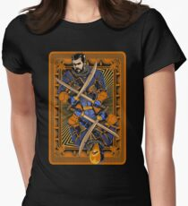 The Ace of Slade Women's Fitted T-Shirt