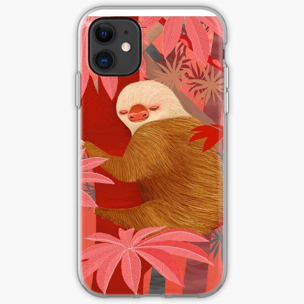 Technicolor Jungle 2 iPhone Soft Case