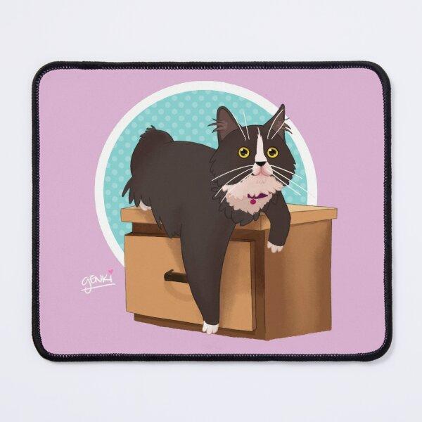 Bernie-cat Mouse Pad