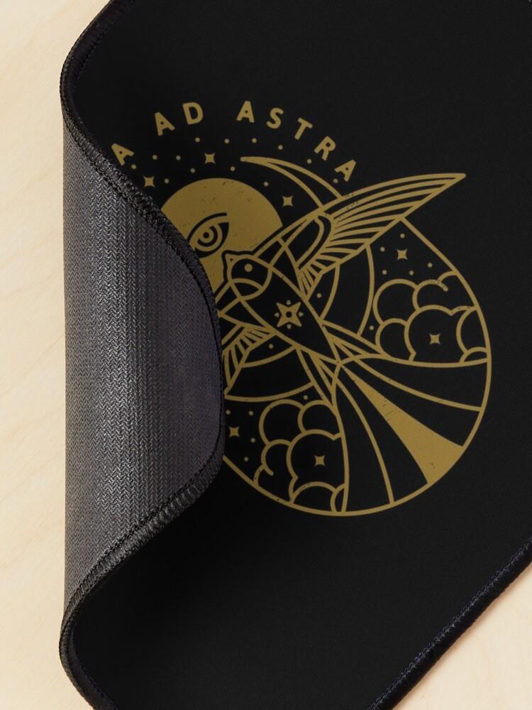 Alternate view of Per Aspera Ad Astra Mouse Pad