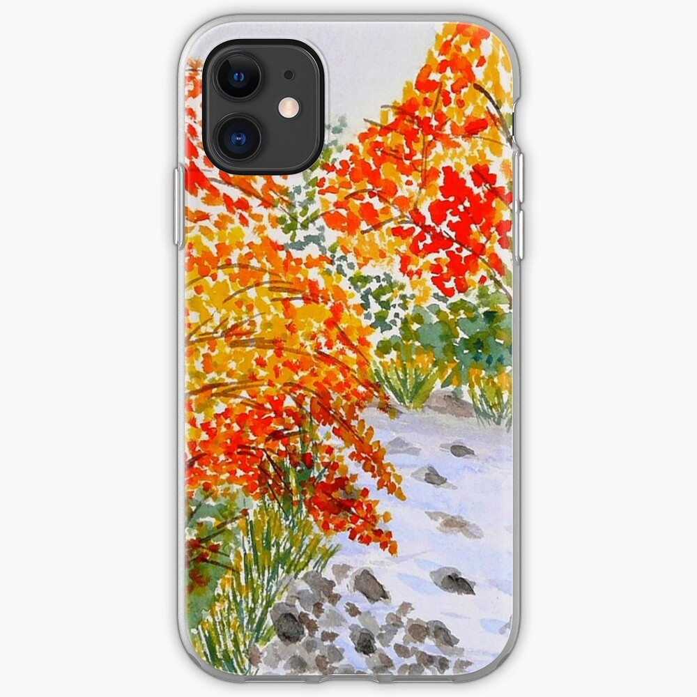 Fall Leaves iPhone Case & Cover