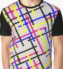 Intersecting Graphic T-Shirt