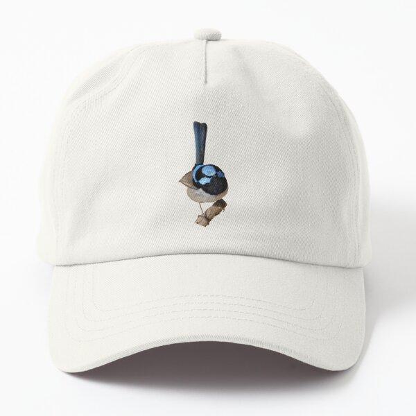 Superb Fairy-wren male Dad Hat