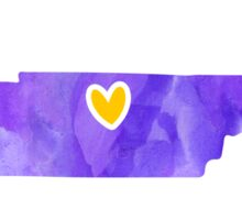 Tennessee Tech - Style 4 Version 1 Sticker