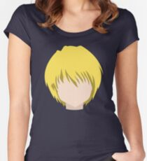 Kurapika (Hunter x Hunter) Women's Fitted Scoop T-Shirt