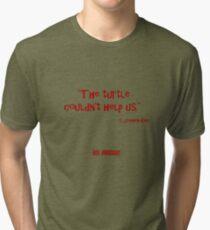 The Turtle... IT Tri-blend T-Shirt