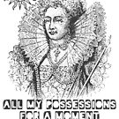 Elizabeth I Possessions Portrait by Incognita Enterprises