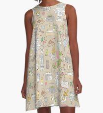 Dacha A-Line Dress