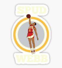 Spud Webb Sticker